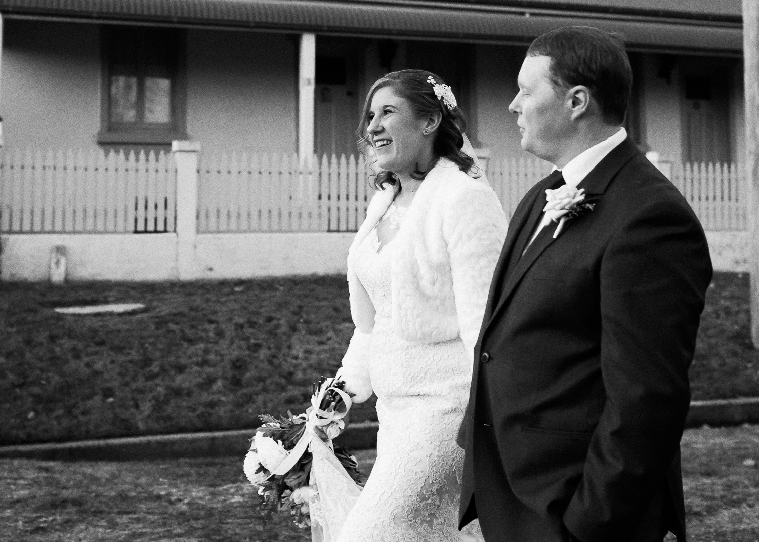 Wedding photographer milthorpe nsw